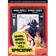 Wham Bam Thank You, Spaceman (DVD)