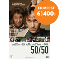 Produktbilde for 50/50 (DVD)