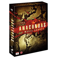 Anaconda 1-4 (DVD)