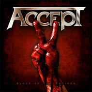 Blood Of The Nations (CD)