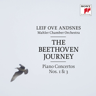Produktbilde for Leif Ove Andsnes - The Beethoven Journey: Piano Concertos No. 1 & 3 (UK-import) (CD)