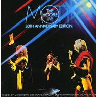 Mott The Hoople Live - 30th Anniversary Edition (2CD)