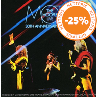 Produktbilde for Mott The Hoople Live - 30th Anniversary Edition (2CD)