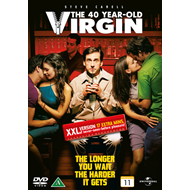 The 40 Year Old Virgin (DVD)