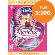 Produktbilde for Barbie Mariposa (DVD)