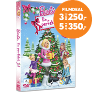 Produktbilde for Barbie - En Perfekt Jul (DVD)