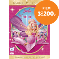 Produktbilde for Barbie - Tommelise (DVD)
