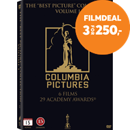Produktbilde for Columbia Pictures - The Best Picture Collection Volum 1 (DVD)