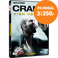 Produktbilde for Crank - High Voltage (DVD)