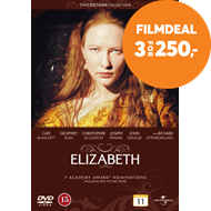 Produktbilde for Elizabeth (DVD)