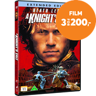 Produktbilde for A Knight's Tale - Extended Cut (DVD)