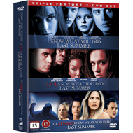 I Know What You Did Last Summer Collection (DVD)