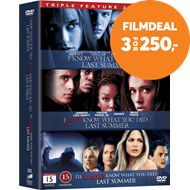 Produktbilde for I Know What You Did Last Summer Collection (DVD)