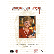 Murder, She Wrote - Sesong 2 (DVD)