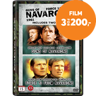 Produktbilde for The Navarone Collection (DVD)