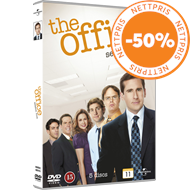 Produktbilde for The Office (USA) - Sesong 5 (DVD)