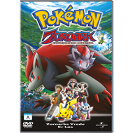Pokemon - Zoroark: Master Of Illusions (DVD)