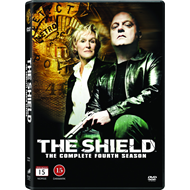 The Shield - Sesong 4 (DVD)