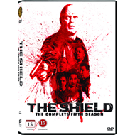 The Shield - Sesong 5 (DVD)