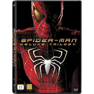 Spider-Man - Deluxe Trilogy (DVD)