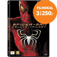 Produktbilde for Spider-Man - Deluxe Trilogy (DVD)