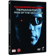Produktbilde for Terminator 3 - Rise Of The Machines (DVD)
