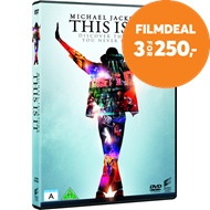 Produktbilde for Michael Jackson's This Is It (DVD)