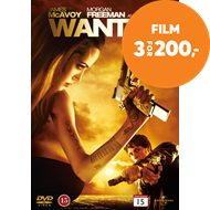Produktbilde for Wanted (DVD)