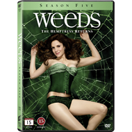 Weeds - Sesong 5 (DVD)