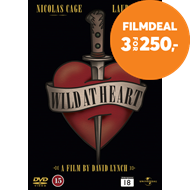 Produktbilde for Wild At Heart (DVD)