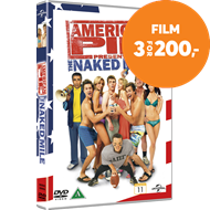 American Pie Presents: The Naked Mile (DK-import) (DVD)