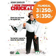 Produktbilde for I Now Pronounce You Chuck And Larry (DVD)