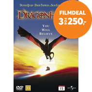 Produktbilde for Dragonheart (DVD)