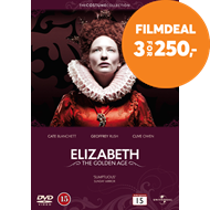 Produktbilde for Elizabeth - The Golden Age (DVD)