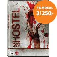 Produktbilde for Hostel - Part I, II & III (DVD)