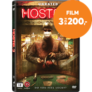 Produktbilde for Hostel - Part III - Unrated (DVD)