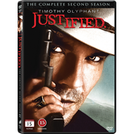 Justified - Sesong 2 (DVD)