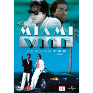 Miami Vice - Sesong 2 (DVD)