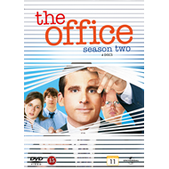 Produktbilde for The Office (USA) - Sesong 2 (DVD)