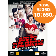 Produktbilde for Scott Pilgrim Vs. The World (DVD)