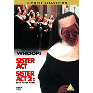 Sister Act / Sister Act 2 (UK-import) (DVD)