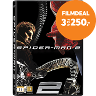 Produktbilde for Spider-Man 2 (DVD)