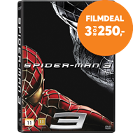 Produktbilde for Spider-Man 3 (DVD)
