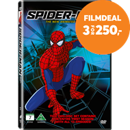 Produktbilde for Spider-Man - The New Animated Series (DVD)