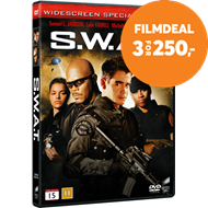 Produktbilde for S.W.A.T. (DVD)