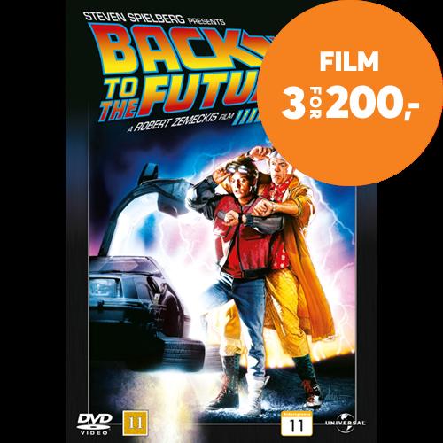 7b2b3010 Tilbake Til Fremtiden 2 (DVD)