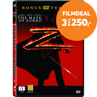 Produktbilde for Zorro Boxset (DVD)