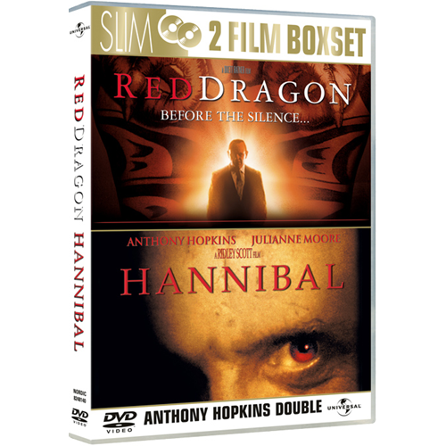 Hannibal / Red Dragon (DVD)