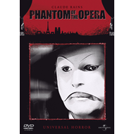 The Phantom Of The Opera (1943) (DVD)
