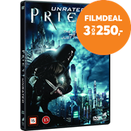 Produktbilde for Priest - Unrated (DVD)